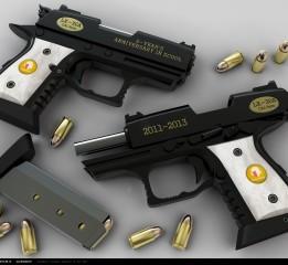 枪械设计—LX-30A