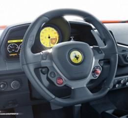 Ferrari458ItaliaInterior