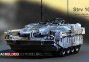 Strv103主战坦克