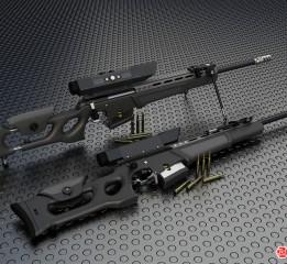 枪械设计LX-15