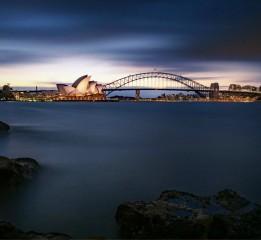 悉尼风光--美如画