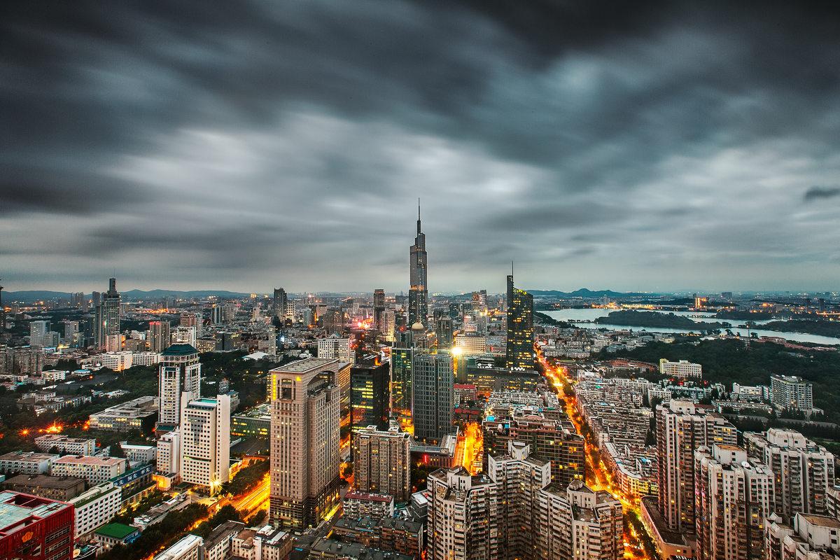 南京城市风光自选集