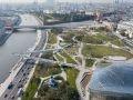 zaryadye公园 莫斯科城新地标建筑相关图片