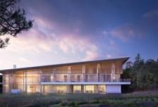 理查德·迈耶建筑事务所公布捷克现代住宅方案相关图片