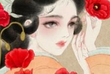中国风插画欣赏相关图片