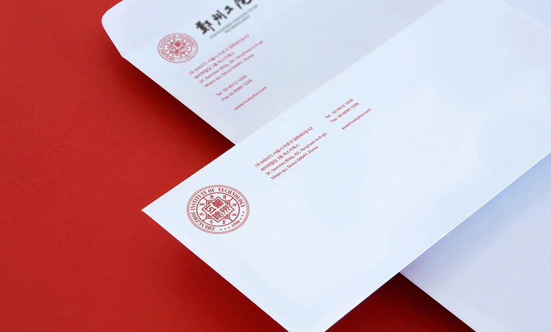 郑州工程技术学院vi设计