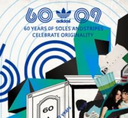 adidas 60周年纪念活动