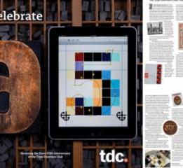 纽约字体设计俱乐部 | NYTDC 65