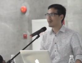 李根在:汉字设计主题演讲