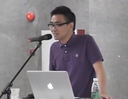 何震宇:汉字设计主题演讲