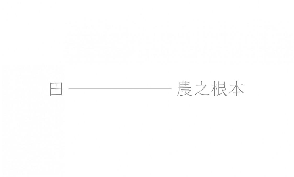 山信集团青禾稻场大米标志设计1