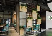 餐饮设计·华空间沙拉店设计