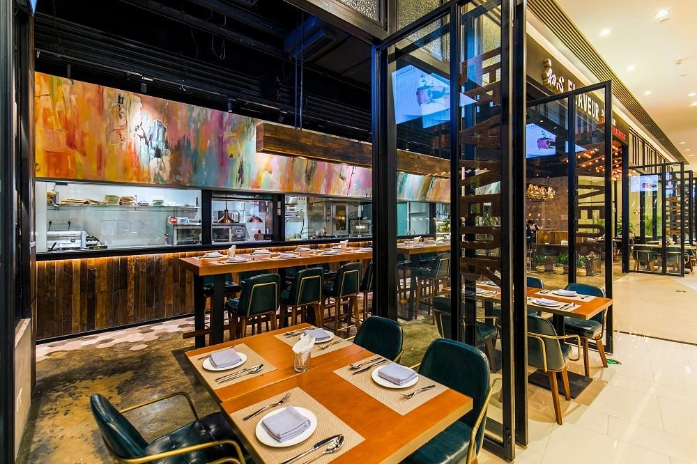 初心西餐厅设计