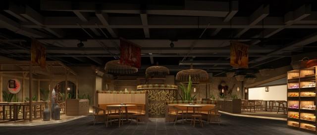 四季厨房设计