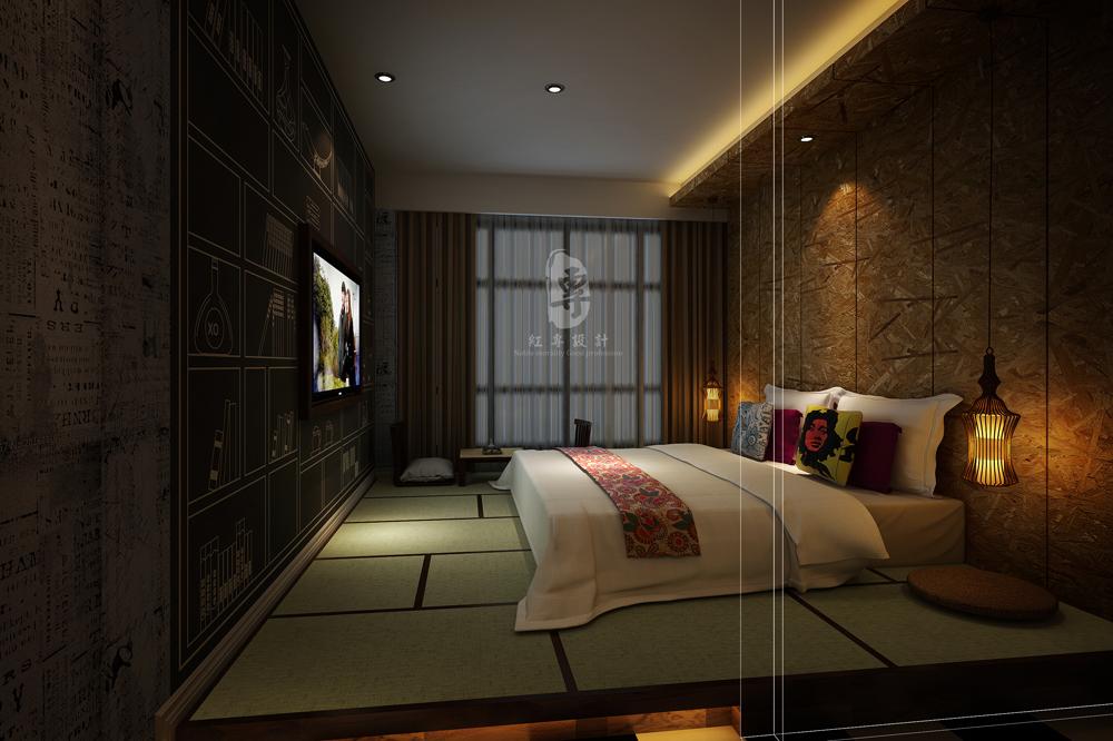 山东酒店设计公司 遇尚艺术主题酒店