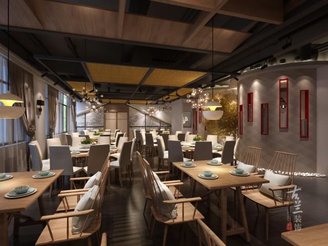成都餐厅设计装修公司以餐厅的色彩为主,以暖色调为主,最合适的颜色就是黄色或橙色,这种色系不仅能营造温馨暖人的气氛,还能刺激人的食欲,当然这只是餐厅的主色调,其它的搭配色调可根据季节进行调换,在在成都炎热的夏季,设计好的餐厅风格