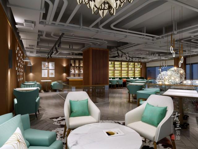 咖啡厅装修设计中的吧凳  较高的吧凳宜选择带有靠背的形式,坐起来会感觉更舒服些.除了颜色与样式需要注意,在咖啡厅吧凳设计强调坐视角度的灵活性和烘托吧台主体所需的简洁性,吧凳形式较多,在吧凳设计时要注意三点,咖啡厅在设计它特别注重形廓的洗练和精致感.吧台面较高时,相应的吧凳坐面亦高一些(成都咖啡厅装修设计四个要素)