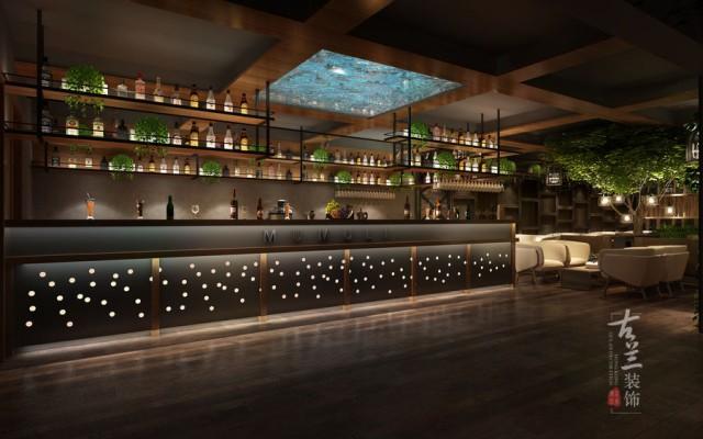 一、酒吧装修之灯光设计的技巧 在酒吧环境的优美能直接影响到人们的心情,对酒吧的装修也要做到细微,要的到用户的好评这就不得不在采光方式上动足心思。采用何种灯型、光度、色系,以及灯光的数量,达到何种效果,光亮的直接影响到我们的心情,这些都是很精细的问题。灯光设置的学问在于横看成岭侧成峰,让人感觉到变幻和难以捕捉的美。(成都酒吧设计的三个技巧-成都酒吧装修公司)