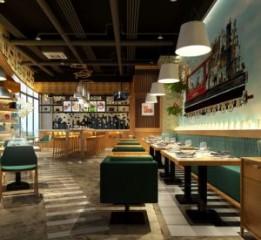 餐厅如何设计才会富有艺术感
