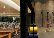 选择好的装修风格,是决定健身房的命