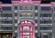 金华五星级酒店设计公司|一花一世界