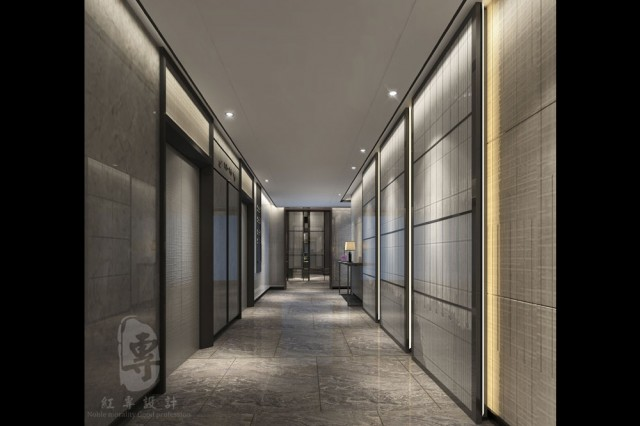 浙江专业酒店设计公司 伊犁风尚世贸国际大酒店