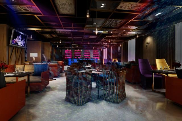 阆中精品酒店设计公司|M酒店