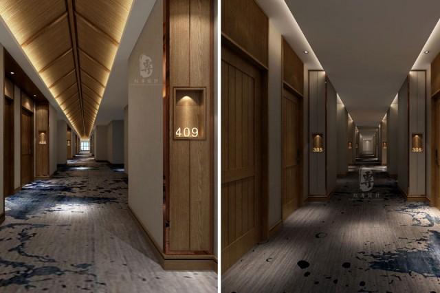 宁波专业酒店设计公司|花红别样精品酒店