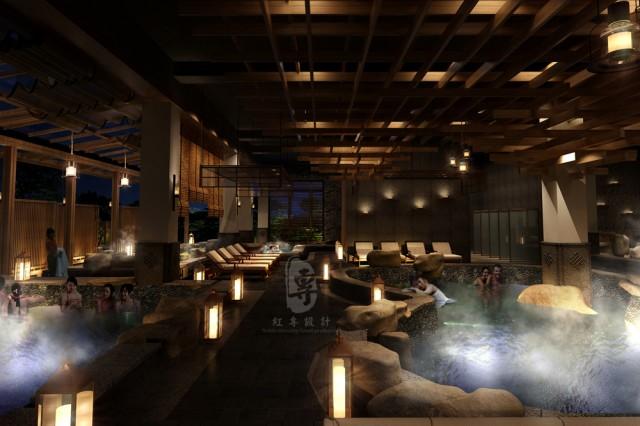 邛崃五星级酒店设计公司-红专设计|九黄湾国际酒店