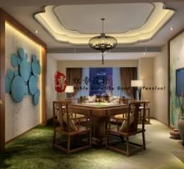 阆中商务酒店设计-红专设计|品香•四