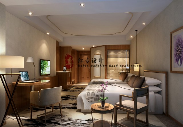 项目名称:品香•四季酒店  项目地址:成都市天祥广场  设计单位:红专设计
