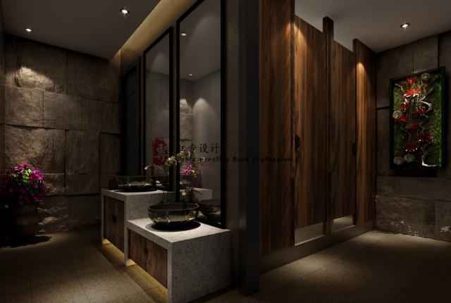 江门酒店设计公司|花涧客栈