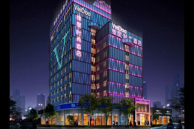 项目名称:西安维度时尚酒店  项目地址:陕西省西安市碑林区文艺路38号  设计单位:红专设计
