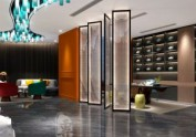 肇庆四星级酒店设计公司|莱美城市精
