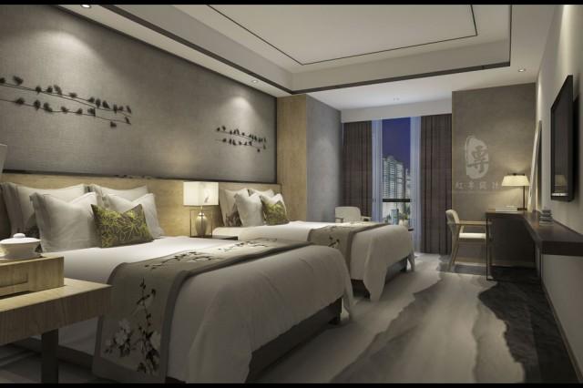 丽水四星级酒店设计公司|万达(郫县)H和枫酒店