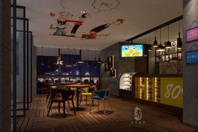 杭州四星级酒店设计公司|HI设计师酒店