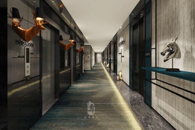 巴中四星级酒店设计公司|瑞莱精品酒店