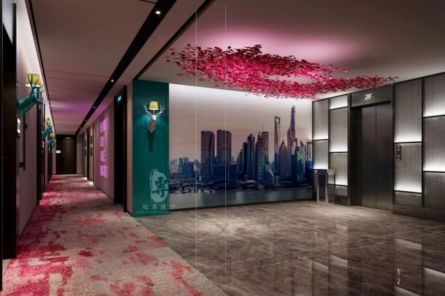 东北五星级酒店设计公司-红专设计|一花一世界酒店