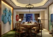 陕西四星级酒店设计公司|品香•四季