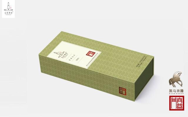 玉泉禅茶包装设计·黑马奔腾策划设计