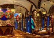 遂宁星级酒店设计—红专设计|天域风