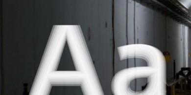 蒙纳和索尼联合设计的品牌字体:SST字体