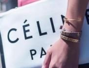 高级时装品牌Céline更换新logo