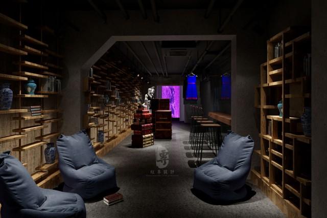 保定专业酒店设计公司—红专设计 大隐美宿城市精品酒店