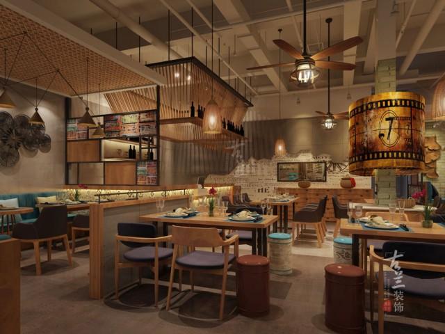 成都餐厅设计,成都餐厅设计公司