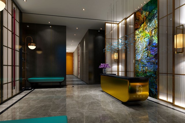 珠海专业酒店设计公司 叙永慢生活酒店---成都红专酒店设计