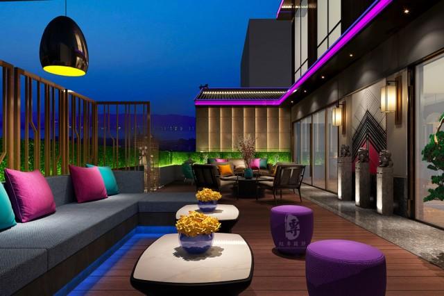 珠海专业酒店设计公司|叙永慢生活酒店---成都红专酒店设计