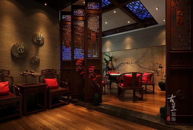 此项目除了禅茶文化还要深挖楠木的文化,不管从楠木的质地、光泽、味道等入手,配合色调,灯光等,把五味的体验空间做到极致。