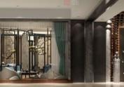 西宁茶楼设计公司|唐韵茶坊项目