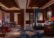 甘孜酒店设计公司|泸定烹坝十里香主